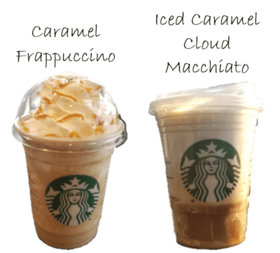 The Difference Between A Frappuccino And A Macchiato Explained
