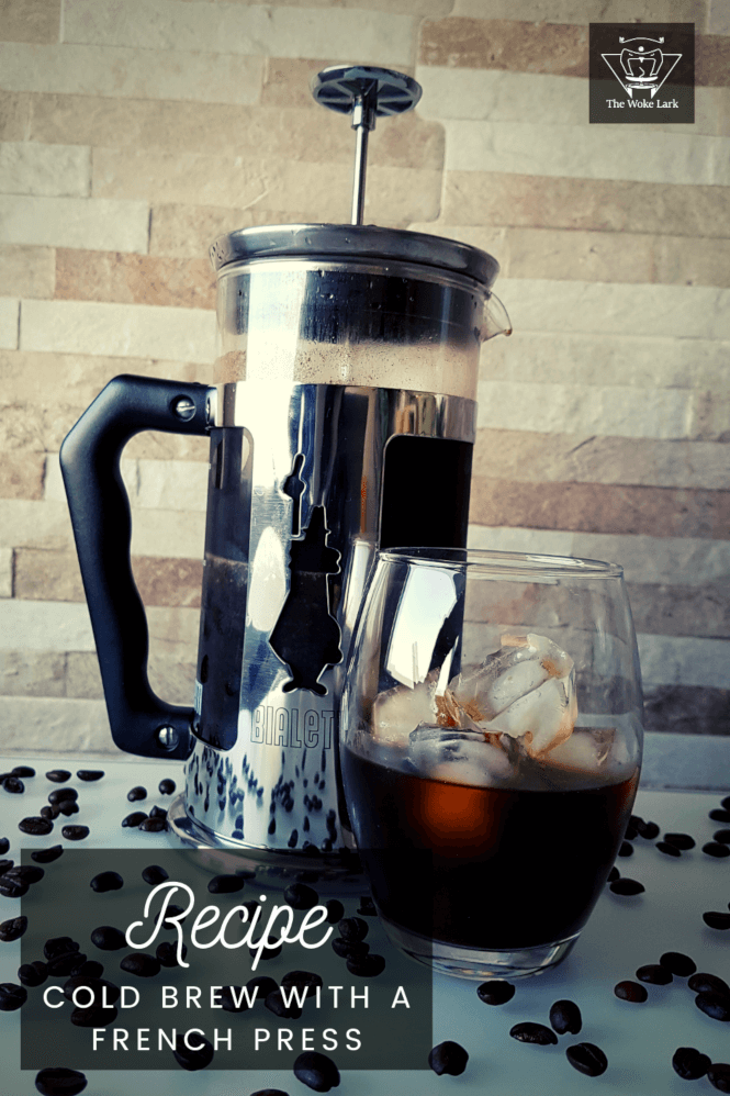 Cold Brew In A French Press Best How To Guide