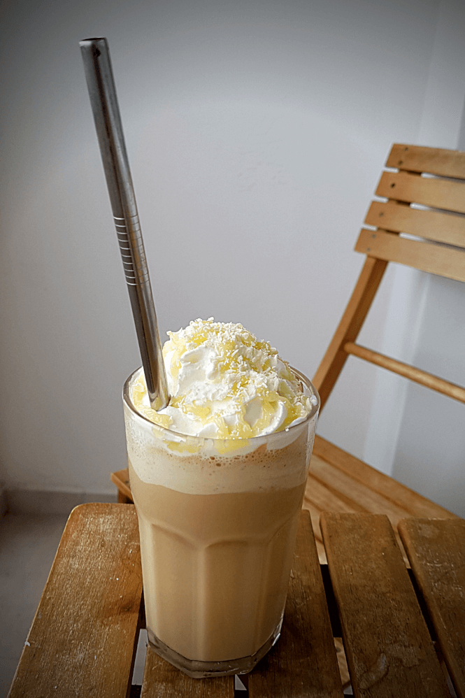 White Chocolate Mocha Frappuccino Copycat Recipe