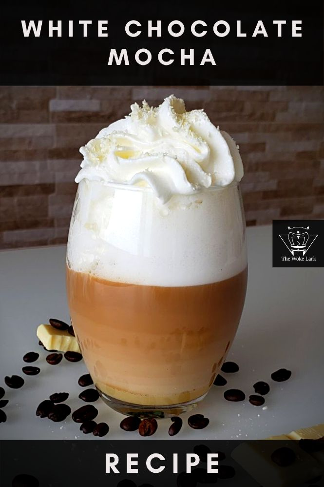 White Chocolate Mocha Effortless Hot Coffee Recipe