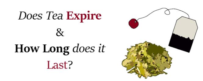 Does tea expire